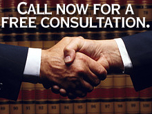Legal Representation - Central Mississippi - Hampton & Associates Law Office - Shake hands - Call now for a free consultation.